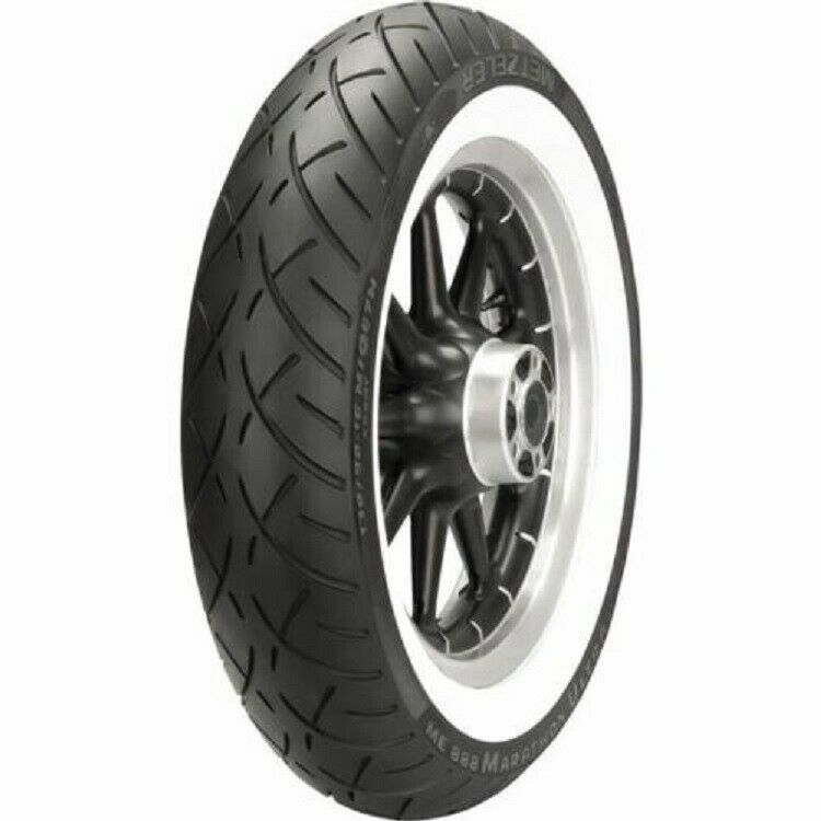 Metzeler ME888 100/90-19 WWW Front Ultra High Mileage Motorcycle Tire 57H
