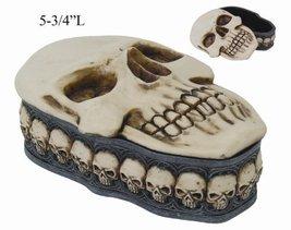 Skull Box 8278 - $19.79