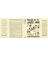 Fitzgerald TALES OF THE JAZZ AGE facsimile  jac... - $19.95