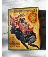 Thompson, Ruth Plumly (L. Frank Baum) THE SILVER PRINCESS IN OZ 1st BEAU... - $446.87