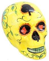 Yellow D.O.D Skull - $25.74