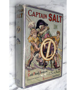 Ruth Plumly Thompson CAPTAIN SALT IN OZ 1st in jacket - $279.30