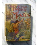 Burroughs THE MASTER MIND OF MARS 1st edition in jacket EXTREMELY RARE - $3,500.00