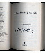 Ray BRADBURY  --- A SOUND OF THUNDER, mint, sig... - $73.25