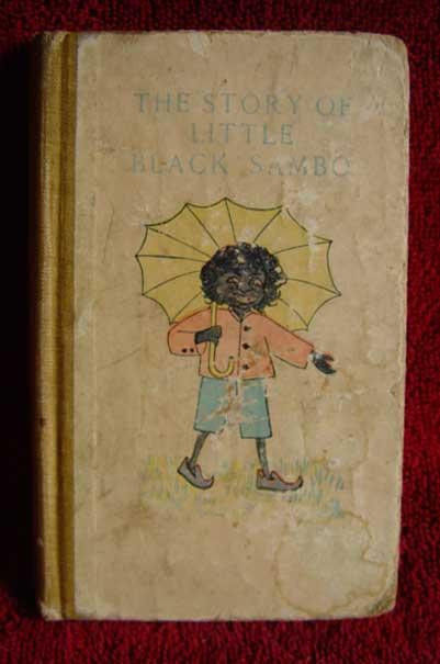 Little Black Sambo by Bannerman -RARE first true edition.