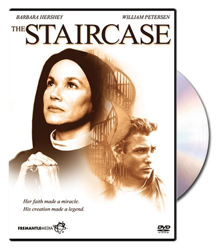 The staircase  dvd