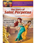 THE STORY OF SAINT PERPETUA - DVD - $21.95