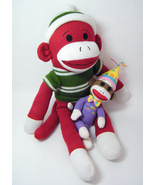 Sock monkey 1a thumbtall