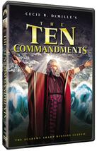 The ten commandments starring charlton heston   dvd thumb200
