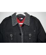 Tommy Jeans - Tommy Hilfiger - Women's Bomber Moto Jacket Blue Size Juni... - $49.01