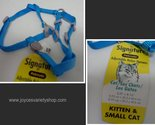Blue small cat harness collage thumb155 crop