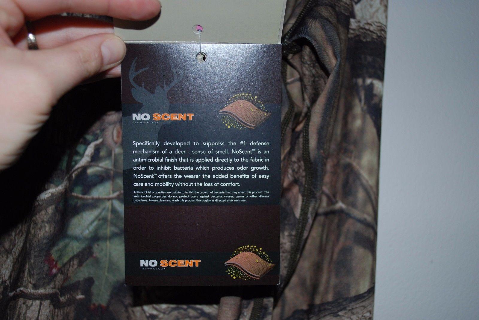276f08b2aa493 NEW! Field & Stream Womens Long Sleeve Camo Shirt Sz Large L Base Layer Tech