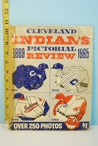 1869-1965 Cleveland Indians Pictorial Review Poor Condition - $1.97