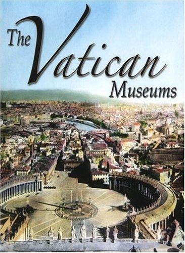The vatican museums   3 disc set   dvd
