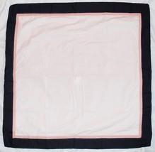 KATE SPADE ~ Candy Shop Stripe ~ Euro Sham ~ Cotton Candy  ~ White/Pink/... - $74.24