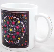 Otagiri Coffee Mug - Stella's Song Quilt Museum American Folk Art - 1991... - $24.74