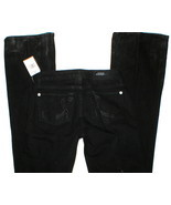 NWT WOMENS ROCK & REPUBLIC 25 JEANS BLACK BOOT ... - $29.99
