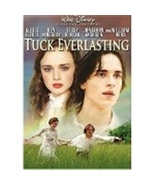 TUCK EVERLASTING - DISNEY DVD  - $23.95