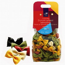Farfalle pasta Multicoloured - $10.95