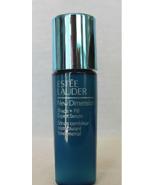 ESTEE LAUDER New Dimension Shape + Fill Expert Facial Serum Sample Size ... - $7.99