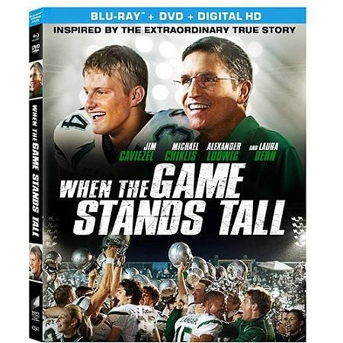 When the game stands tall   blu ray   dvd   digital hd   dvd
