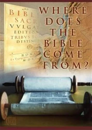 Where does the bible come from dvd by fr. mitch pacwa s.j.