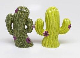 Cactuses Magnetic Salt & Pepper Shakers - $10.33