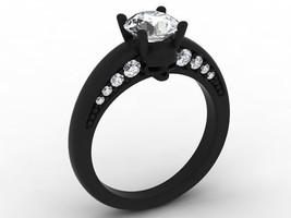 Skull Engagement Ring in 10 k - $429.00