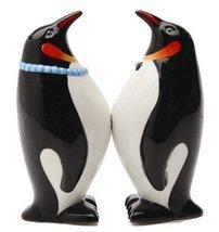 South Pole Pride Penguins Salt & Pepper Shaker Set S/P - $12.86