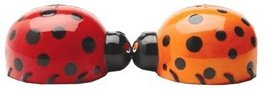 Pacific Trading Lovely Lady Bugs Magnetic Salt and Pepper Shaker Set - $11.83