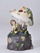 Dry Spot Stump Box Statue - $12.87
