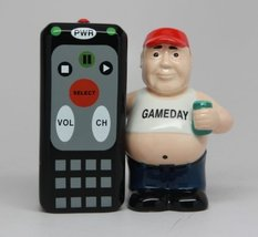 King of The Remote - Salt and Pepper Shakers - $10.10