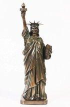 12 Inch New York Lady Liberty Keepsake Resin Statue Figurine - £30.60 GBP