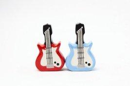 Magnetic Salt and Pepper Shaker - Dueling Guitars - $12.86