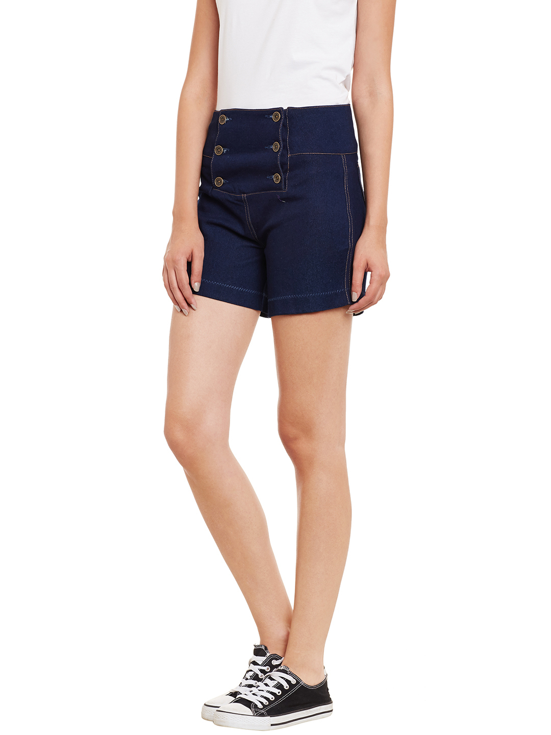 Rider Republic Women's Blue  Shorts