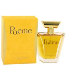 Poeme By Lancome Eau De Parfum Spray 3.4 Oz For Women - $101.43