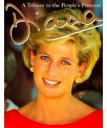 DIANA A Tribute to the People's Princess by Peter Donnelly (1997 Hardcover) - $15.00