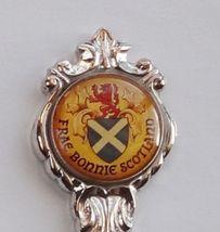Collector Souvenir Spoon Scotland Frae Bonnie Scotland Flag Royal Standard - $8.99
