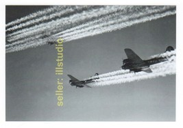 B-17s, the 918th in Flight 12 O'clock High RARE 4x6 PHOTO in MINT CONDIT... - $11.83