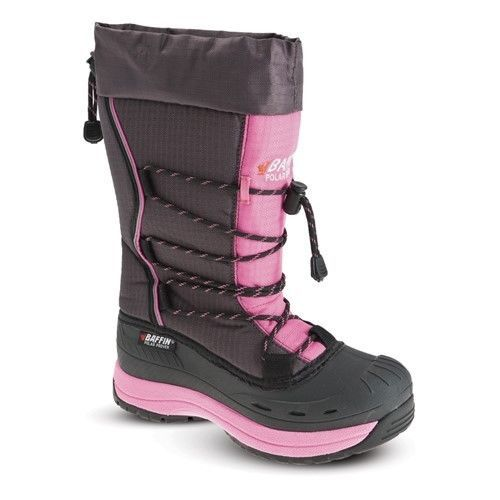 New Ladies Size 6 Hyper Berry Baffin Snogoose Snowmobile Winter Snow Boots -40F