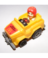 1985 Ronald McDonald Fast Macs Pull Back Friction Car Toy - $12.00