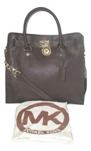 Michael Kors Handbag, Hamilton Large Saffiano Leather Tote, Shoulder Bag... - $179.99