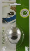 Fox Run Tea Infuser Stainless Steel Tea Ball NIP - $4.00