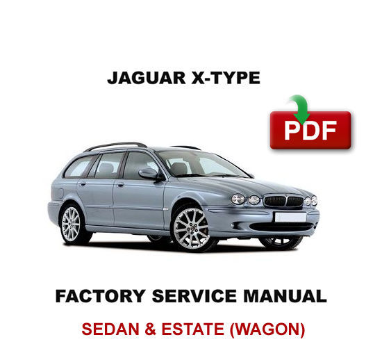 jaguar x type estate wagon 2001 2009 ultimate factory. Black Bedroom Furniture Sets. Home Design Ideas