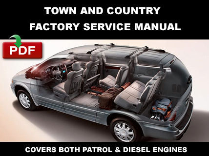 2006 2007 chrysler town and country service repair manual. Black Bedroom Furniture Sets. Home Design Ideas