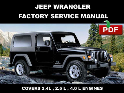 jeep wrangler tj 1997 2006 service repair workshop fsm. Black Bedroom Furniture Sets. Home Design Ideas