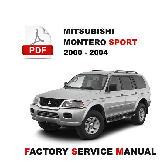 2000 2004 mitsubishi montero sport 3 5l 6g74 engine shop Mitsubishi 6G74 Timing Marks mitsubishi 6g74 engine workshop manual pdf