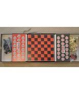 Chess Checker Backgammon Travel Game Set - Showtime Networks - $18.50