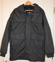 Spiewak Thinsulate Police Black Duty Jacket H1795 - Size Large ( NYPD, S... - $125.00