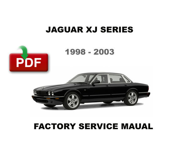 jaguar xj service manual